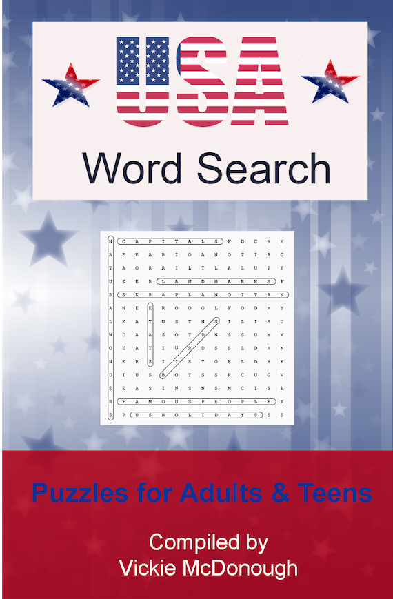USA Word Find