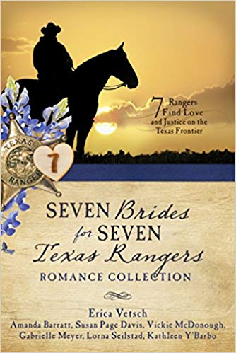 Seven Brides for Seven Texas Rangers Romance Collection
